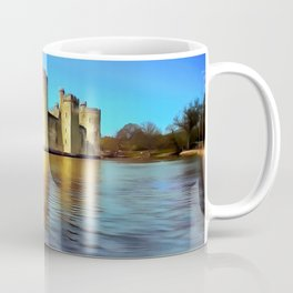 Bodium Castle (Painting) Coffee Mug