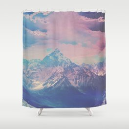 INFLUENCE Shower Curtain