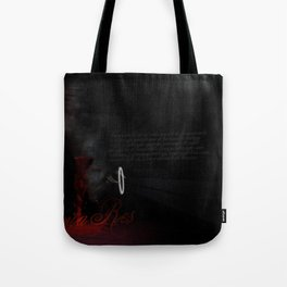 Meat me on the other side Tote Bag