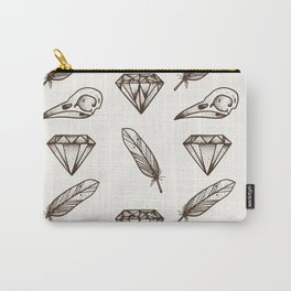 Crows of a feather Carry-All Pouch