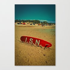 I.S.T Peniche, Portugal Canvas Print