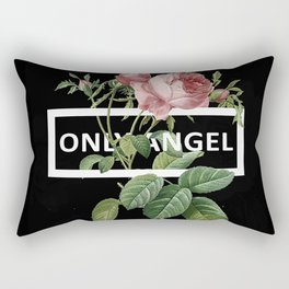 Harry Styles Only Angel Artwork Rectangular Pillow