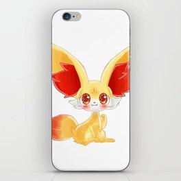 Fennekin iPhone Skin