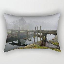 Ulverston Canal Rectangular Pillow