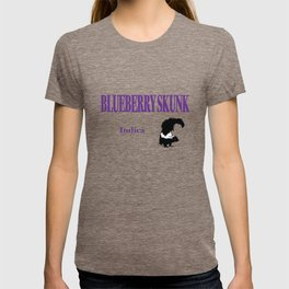 Blueberry Skunk Indica T-shirt