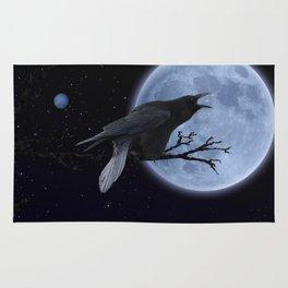 Raven Speak Rug