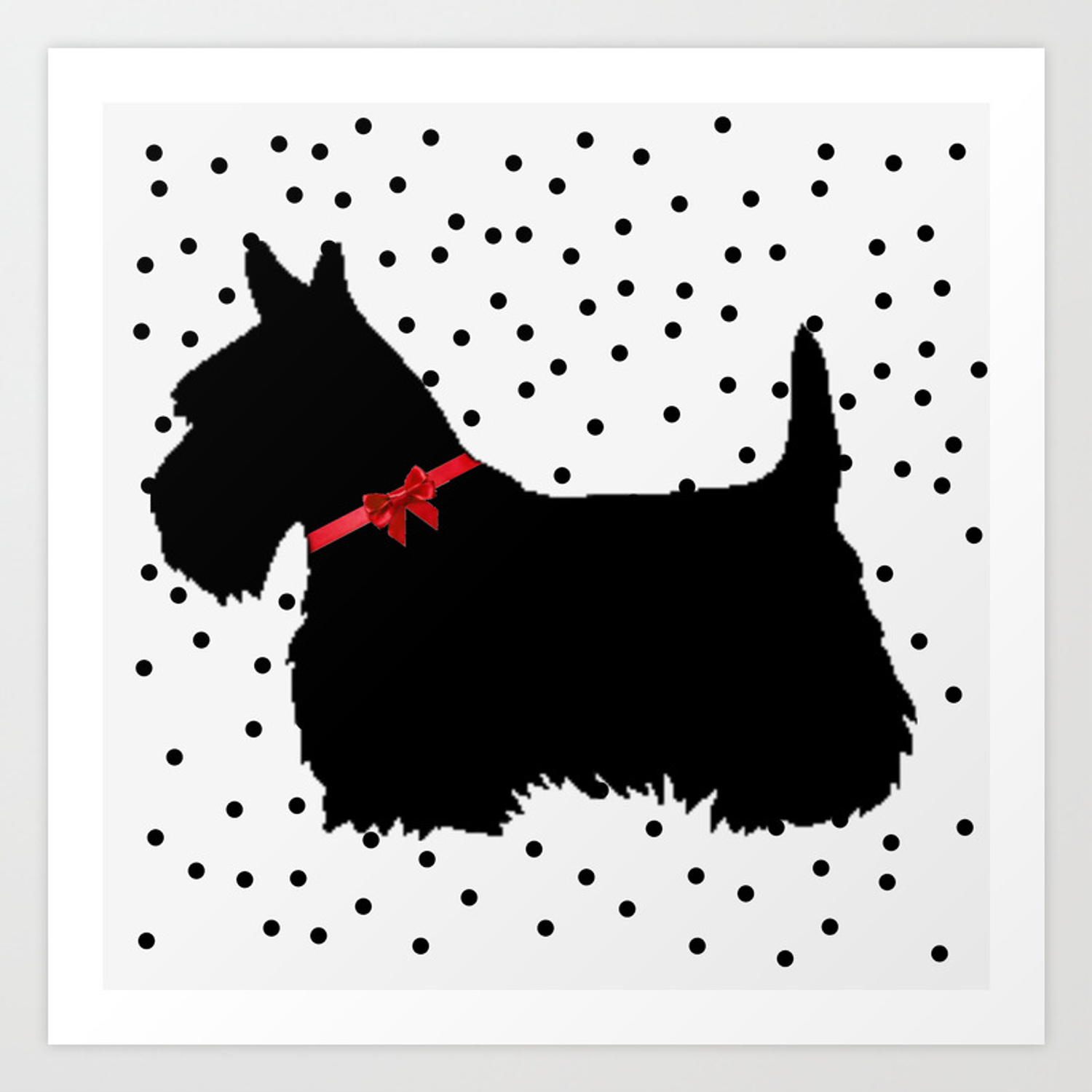 6+ Scottie Dog Templates, Crafts & Colouring Pages | Free ... | 1500x1500