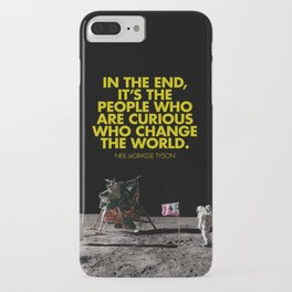 The Curious Ones iPhone Case