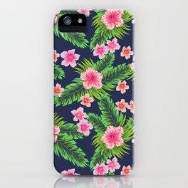 Ibiscus Love iPhone Case
