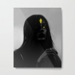 Egy Metal Print