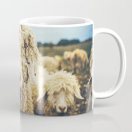 Curly I Coffee Mug