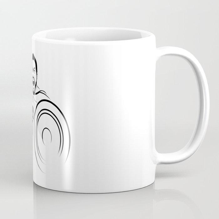 """I will never accept """"NO"""" Coffee Mug"""