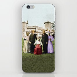 Cowtown Abbey iPhone Skin