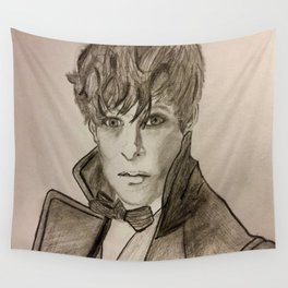 Newt Wall Tapestry
