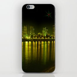 emerald city of roses iPhone Skin