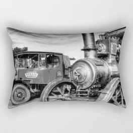 Steam Lorry And Traction Engine Rectangular Pillow