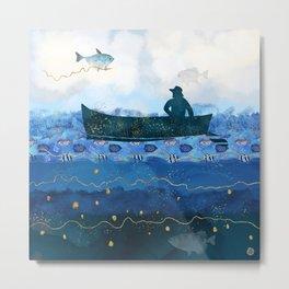 The Fisherman's Dream #2 Metal Print