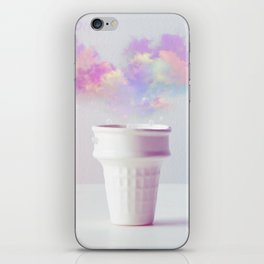 Forecast in a Cup iPhone Skin
