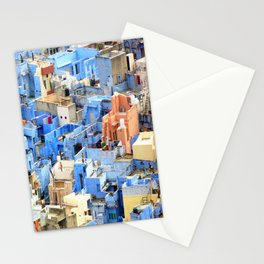 life in Jodhpur Stationery Cards