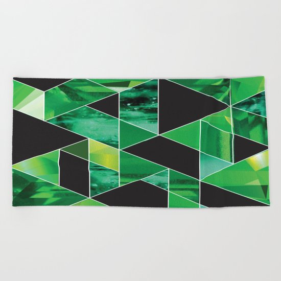 Emerald Beach Towel
