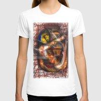 lantern T-shirts featuring Lantern by John Hansen