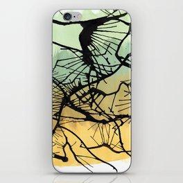 Lavished on Strangers iPhone Skin