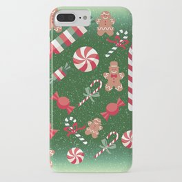 Christmas Candy Cheer iPhone Case