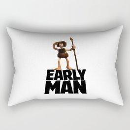 early man 2018 Rectangular Pillow