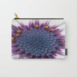 Stunning African Daisy Tropical Flower Macro Carry-All Pouch