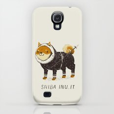 shiba inu-it Slim Case Galaxy S4