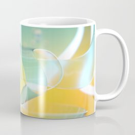 Azure wisps Coffee Mug