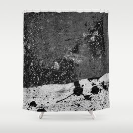 Grit Shower Curtain
