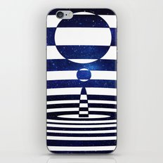 Illusion of Space iPhone & iPod Skin