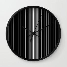 SHADOW AND LIGHT Wall Clock
