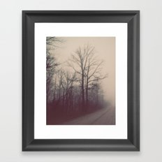 Gloam Framed Art Print