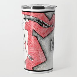 Nudist Travel Mug