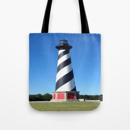 Cape Hatteras Lighthouse Tote Bag