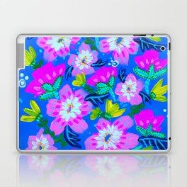 Blush Pink Blooms Laptop & iPad Skin
