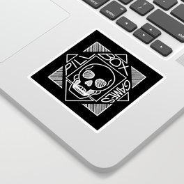Pillbox Games Logo Sticker