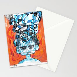 Denial process Stationery Cards