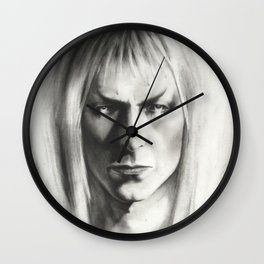 I move the stars for no one by Michelle Wall Clock