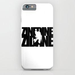 Name: Zidane iPhone Case