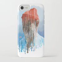 steve zissou iPhone & iPod Cases featuring Steve Zissou by Swancowski