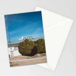 Desert Church Stationery Cards