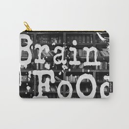 Brain Food - Read to Feed Your Brain! Carry-All Pouch