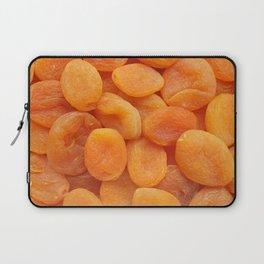 Deep orange dried apricots Laptop Sleeve