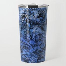 Sketch pattern Travel Mug