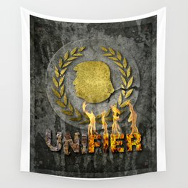 """POTUS Trump """"The Unifier"""". Wall Tapestry"""