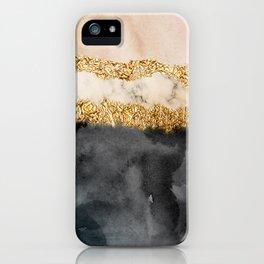Stormy days V iPhone Case