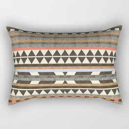 DG Aztec No.1 Rectangular Pillow